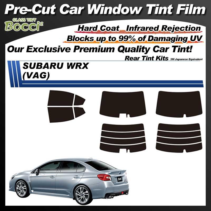 SUBARU WRX (VAG) Pre-Cut Car Tint Film UV IR 3M Japanese Equivalent