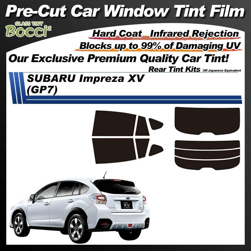 SUBARU Impreza XV (GP7) Pre-Cut Car Tint Film UV IR 3M Japanese Equivalent