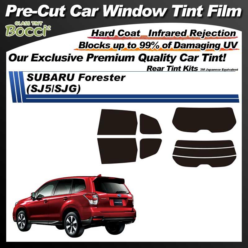 SUBARU Forester (SJ5/SJG) Pre-Cut Car Tint Film UV IR 3M Japanese Equivalent