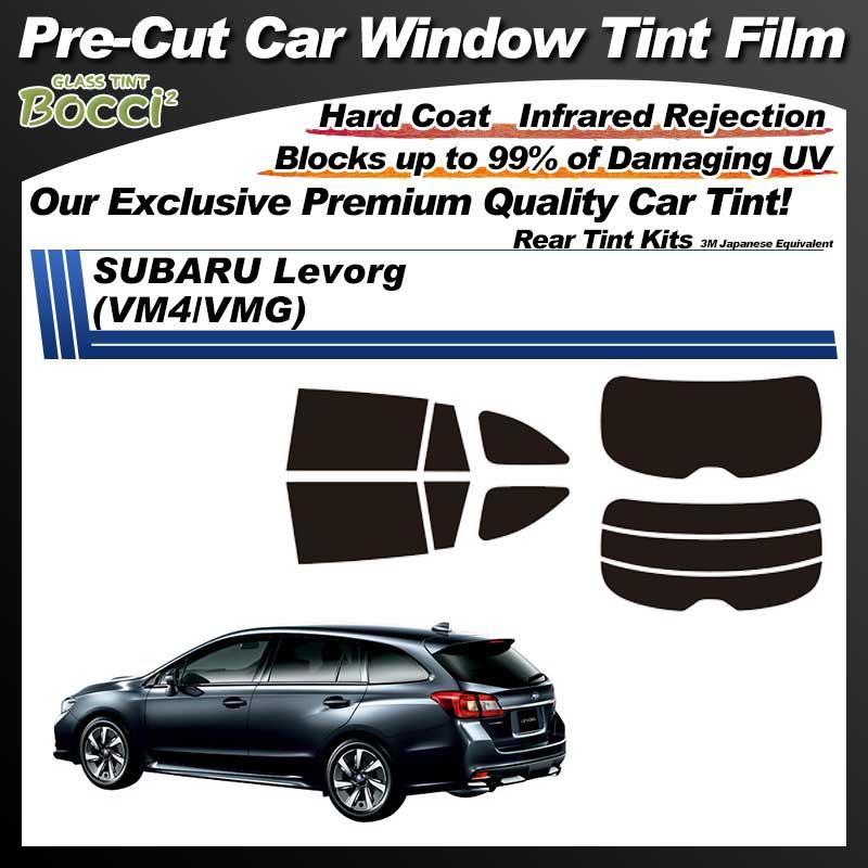 SUBARU Levorg (VM4/VMG) Pre-Cut Car Tint Film UV IR 3M Japanese Equivalent
