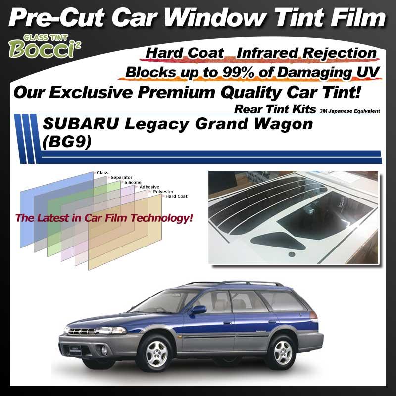 SUBARU Legacy Grand Wagon (BG9) Pre-Cut Car Tint Film UV IR 3M Japanese Equivalent