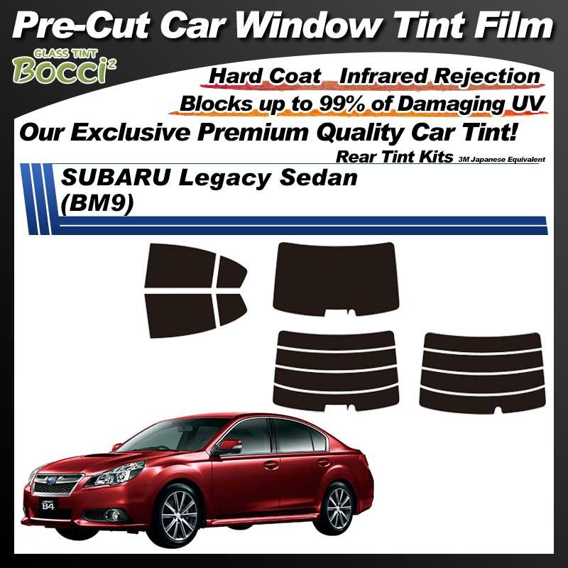 SUBARU Legacy Sedan (BM9) Pre-Cut Car Tint Film UV IR 3M Japanese Equivalent