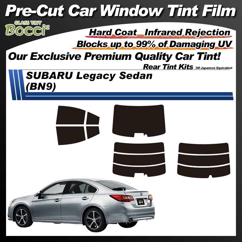 SUBARU Legacy Sedan (BN9) Pre-Cut Car Tint Film UV IR 3M Japanese Equivalent