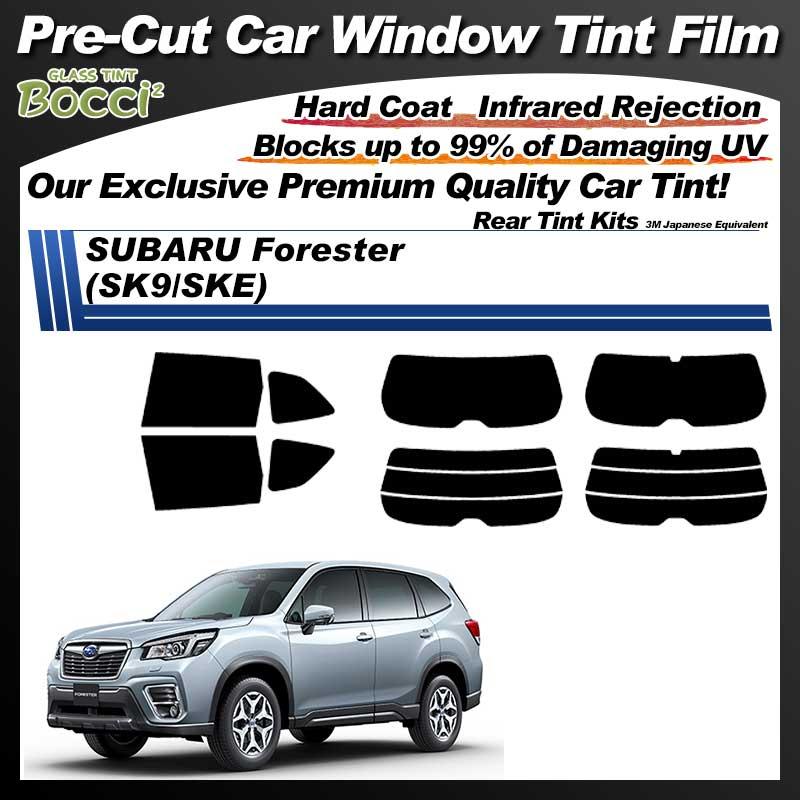 SUBARU Forester (SK9/SKE) Pre-Cut Car Tint Film UV IR 3M Japanese Equivalent