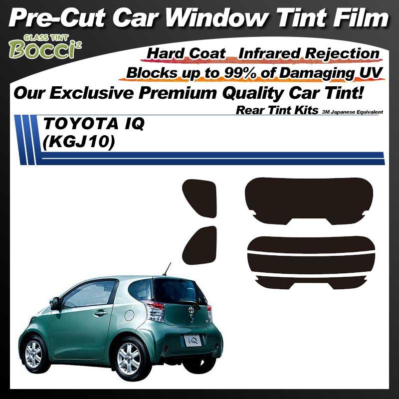 TOYOTA IQ (KGJ10) Pre-Cut Car Tint Film UV IR 3M Japanese Equivalent