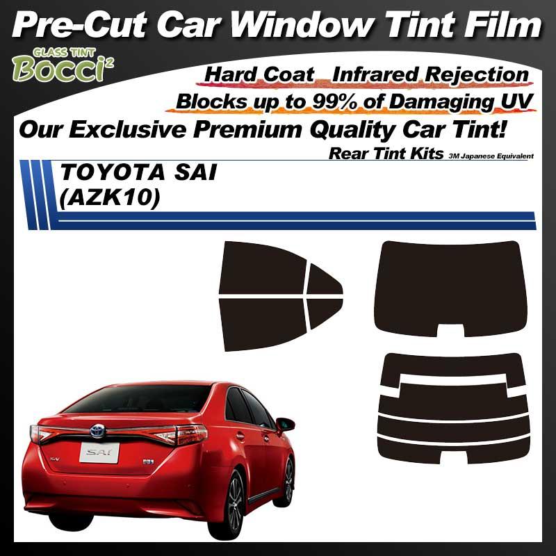 TOYOTA SAI (AZK10) Pre-Cut Car Tint Film UV IR 3M Japanese Equivalent