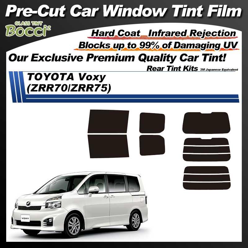 TOYOTA Voxy (ZRR70/ZRR75) Pre-Cut Car Tint Film UV IR 3M Japanese Equivalent