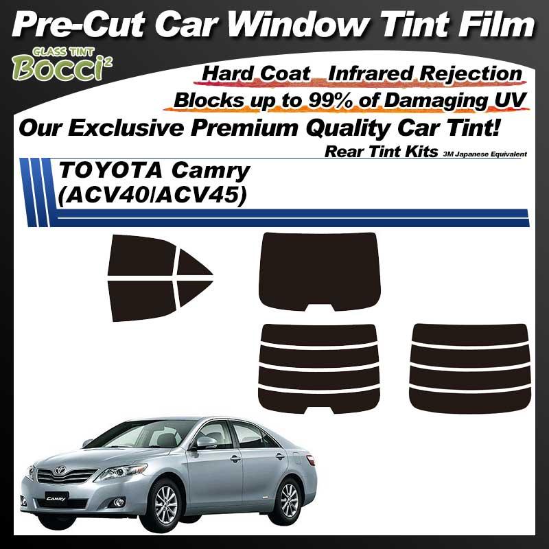 TOYOTA Camry (ACV40/ACV45) Pre-Cut Car Tint Film UV IR 3M Japanese Equivalent