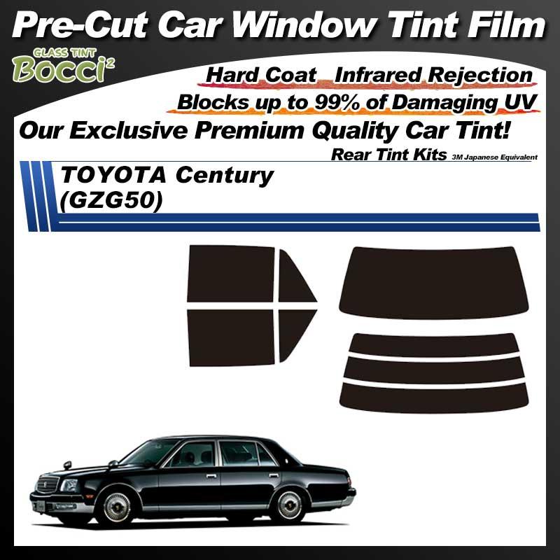 TOYOTA Century (GZG50) Pre-Cut Car Tint Film UV IR 3M Japanese Equivalent