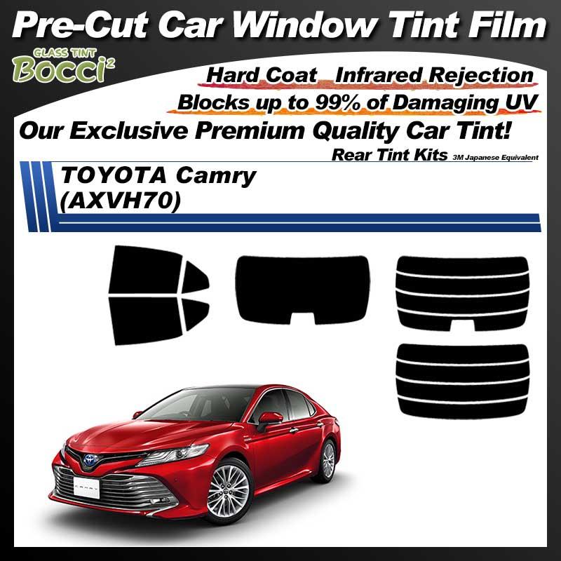 TOYOTA Camry (AXVH70) Pre-Cut Car Tint Film UV IR 3M Japanese Equivalent