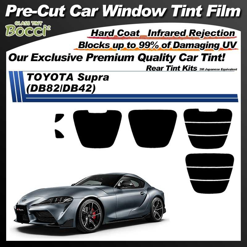 TOYOTA Supra (DB82/DB42) Pre-Cut Car Tint Film UV IR 3M Japanese Equivalent