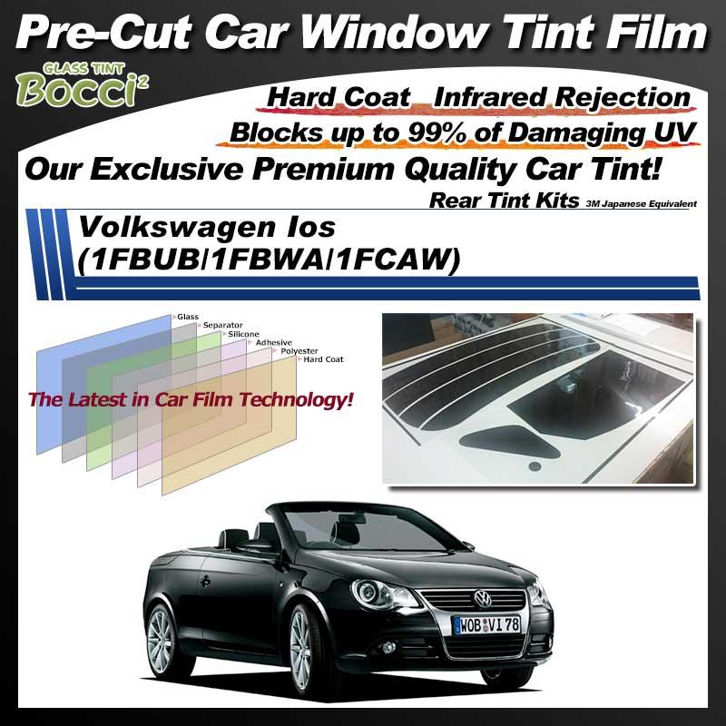Volkswagen Ios (1FBUB/1FBWA/1FCAW) Pre-Cut Car Tint Film UV IR 3M Japanese Equivalent