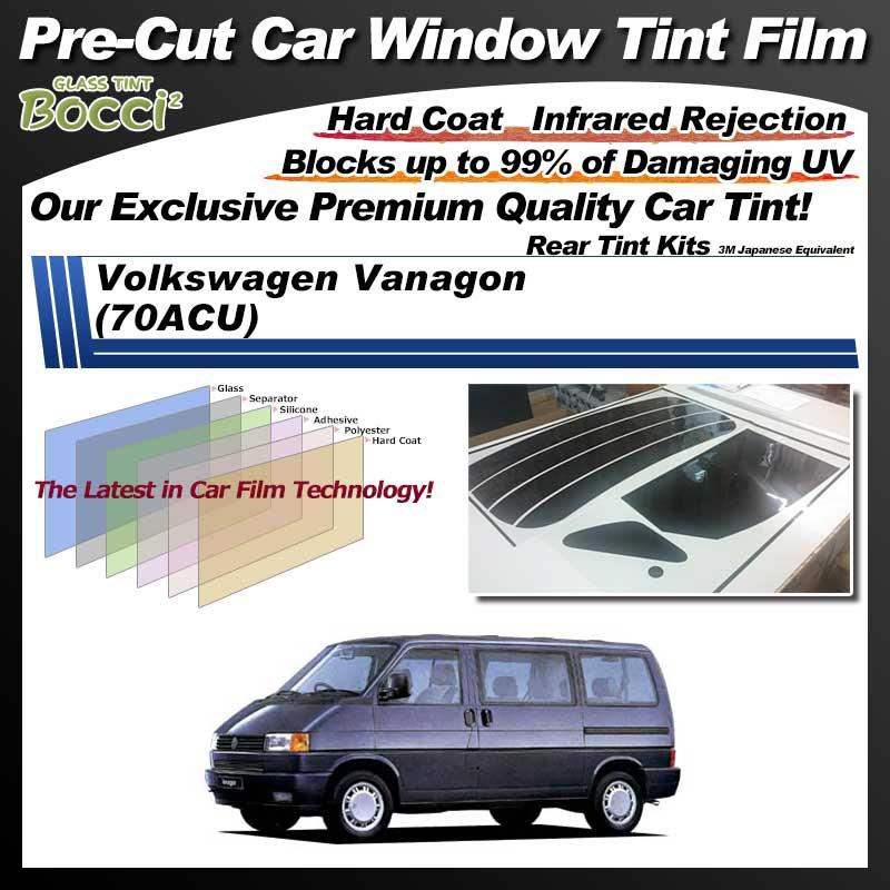 Volkswagen Vanagon (70ACU) Pre-Cut Car Tint Film UV IR 3M Japanese Equivalent