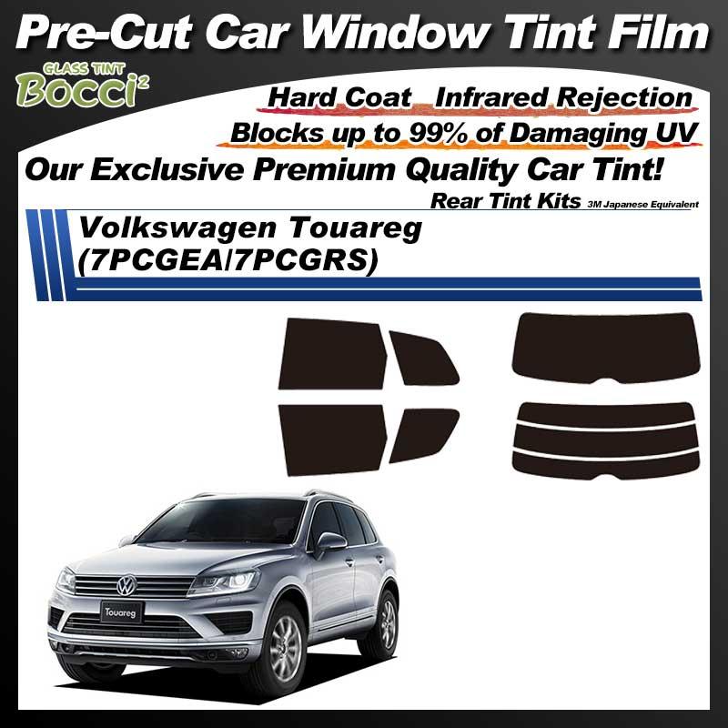 Volkswagen Touareg (7PCGEA/7PCGRS) Pre-Cut Car Tint Film UV IR 3M Japanese Equivalent