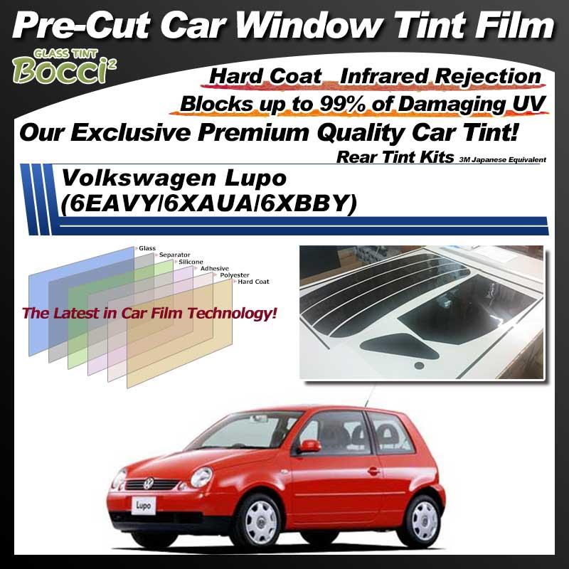 Volkswagen Lupo (6EAVY/6XAUA/6XBBY) Pre-Cut Car Tint Film UV IR 3M Japanese Equivalent