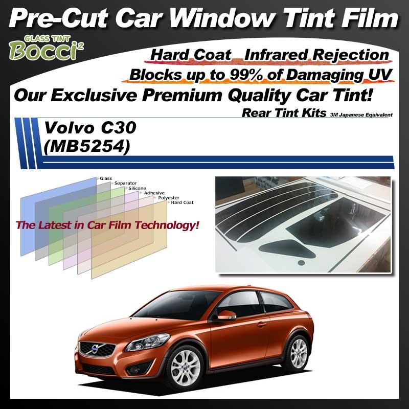 Volvo C30 (MB5254) Pre-Cut Car Tint Film UV IR 3M Japanese Equivalent