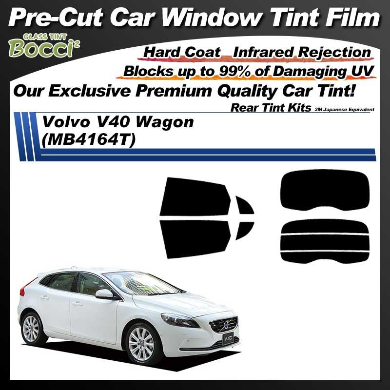 Volvo V40 Wagon (MB4164T) Pre-Cut Car Tint Film UV IR 3M Japanese Equivalent