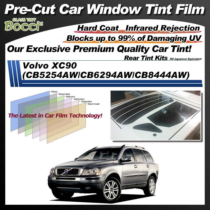 Volvo XC90 (CB5254AW/CB6294AW/CB8444AW) Pre-Cut Car Tint Film UV IR 3M Japanese Equivalent